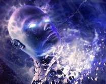 Beschreibung: lack Hole With Gamma Ray Beam - digital, beautiful, abstract, art