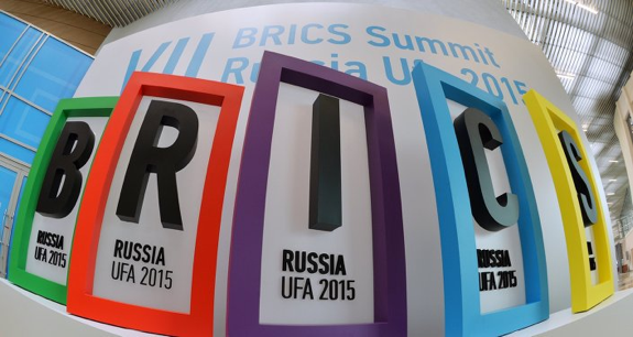 Beschreibung: RICS-Gipfel in Russland