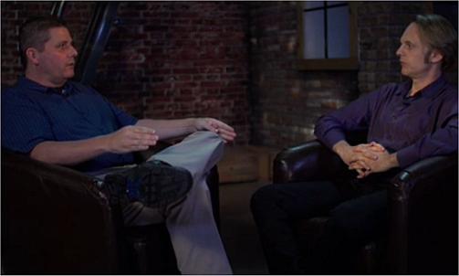 Beschreibung: orey Goode's GaiamTV Interview And Voice Analysis