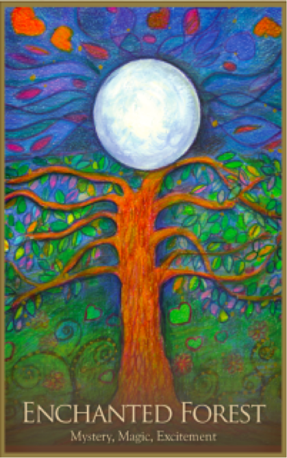 Beschreibung: https://erstkontakt.files.wordpress.com/2015/12/8063f-enchanted-forest-gaia-oracle.png?w=201&h=320