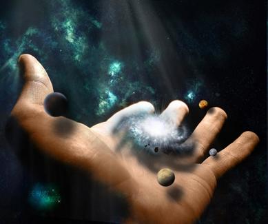 Beschreibung: http://quer-denken.tv/images/Gottes-Hand.jpg