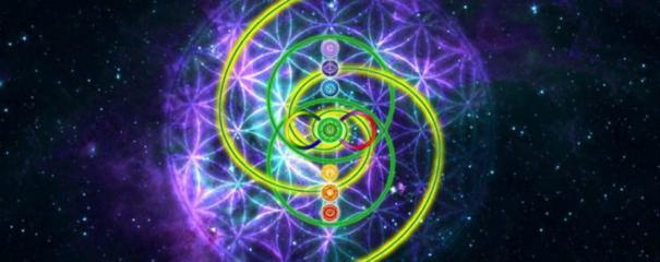 Beschreibung: lumedesLebens-Spirale