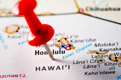 Beschreibung: REDICEN MEGATERREMOTO EN HAWAII