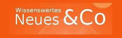 Beschreibung: issenswertes Neues&Co