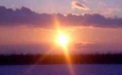 Beschreibung: onne-im-winter