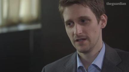 Beschreibung: dward Snowden warnt vor US-Speicheranbieter Dropbox