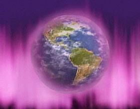 Beschreibung: iolet Flame – Transmute Radioactivity
