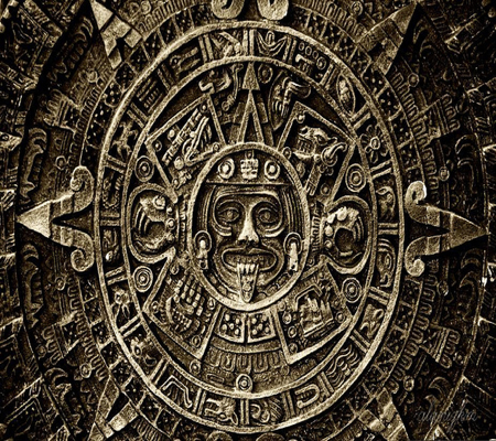 Beschreibung: aya Pyramide in Mexiko